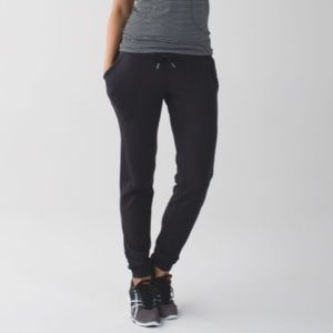 Lululemon Black Base Runner Pant